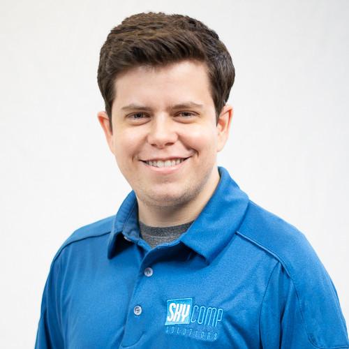 Chris Samways - Computer Systems Analyst