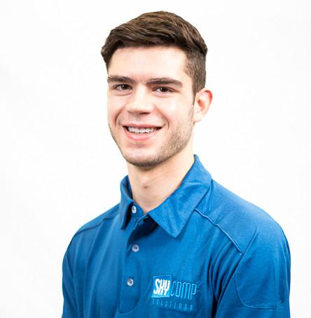 Marcel Heiberg - Computer Systems Technician