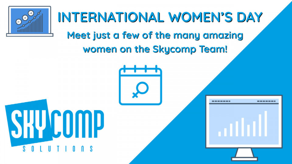 International Women's Day - Skycomp Solutions Inc.